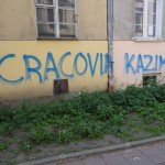 Au revoir Cracovie