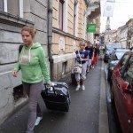 Transfert des bagages