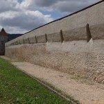 Les fortifications de Brasov